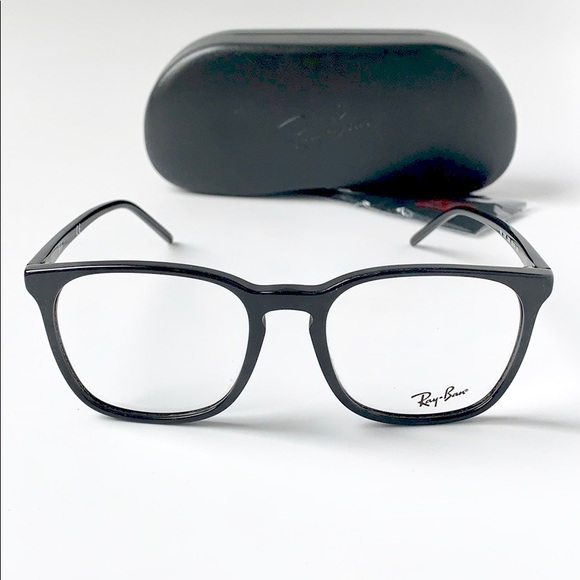 f824d8359d74 Ray-Ban Accessories | Ray Ban Unisex Eyeglasses Square Rx5387 2000 ...